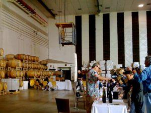 Rockpile AVA Tasting held at Rockwall Wine Company, Alameda, CA
